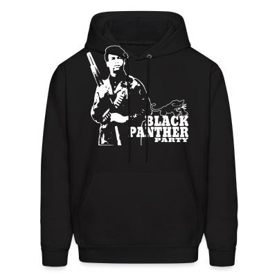 Sweat (Hoodie) Black panther party