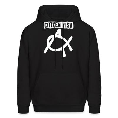 Sweat (Hoodie) Citizen Fish