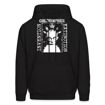Sweat (Hoodie) Civil disobedience - invention extinction