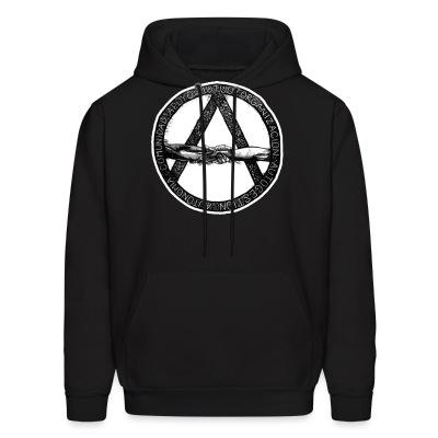 Sweat (Hoodie) Comunidad apoyo mutuo oganizaction autogestion autonomia
