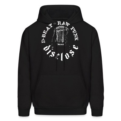 Sweat (Hoodie) Disclose - D-Beat raw punk