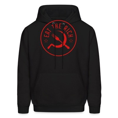 Sweat (Hoodie) Eat the rich