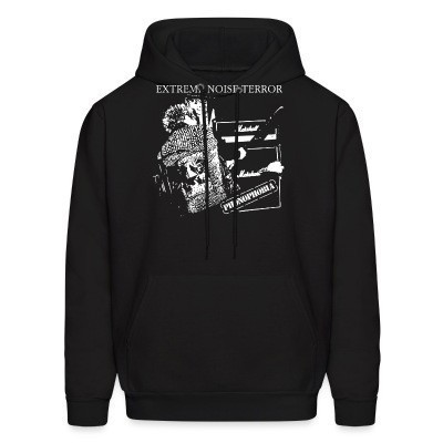 Sweat (Hoodie) Extreme Noise Terror - phonophobia