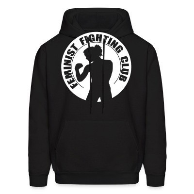 Sweat (Hoodie) Feminist fighting club