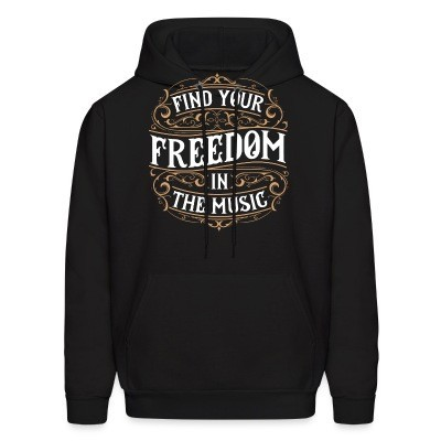 Find your freedom in the music