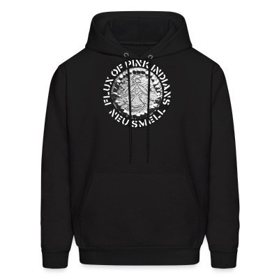 Sweat (Hoodie) Flux Of Pink Indians - Neu smell