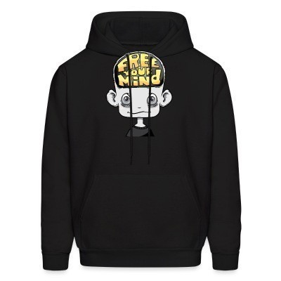 Sweat (Hoodie) Free your mind