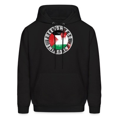 Sweat (Hoodie) Freedom for palestine
