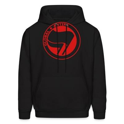 Sweat (Hoodie) Global antifa