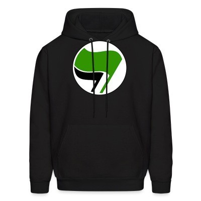 Sweat (Hoodie) Green anarchism