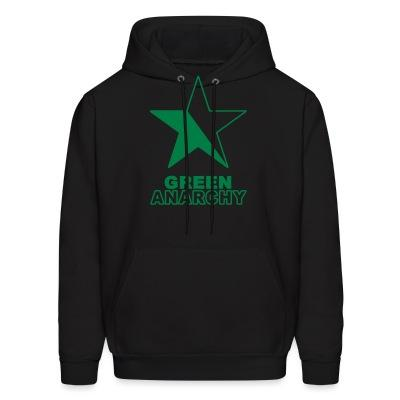 Sweat (Hoodie) Green anarchy