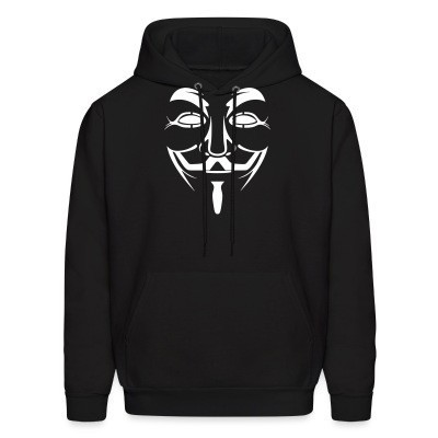 Guy Fawkes Mask (Anonymous)