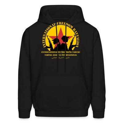 Sweat (Hoodie) International freedom battalion