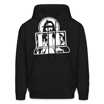 Sweat (Hoodie) Jesus is a LIE