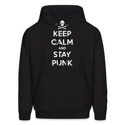 Keep calm and stay punk