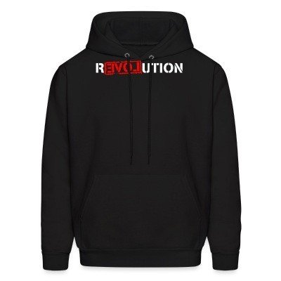 Sweat (Hoodie) Love Revolution