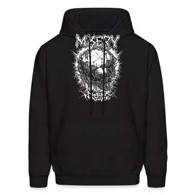Sweat (Hoodie) Misery - Mother nature
