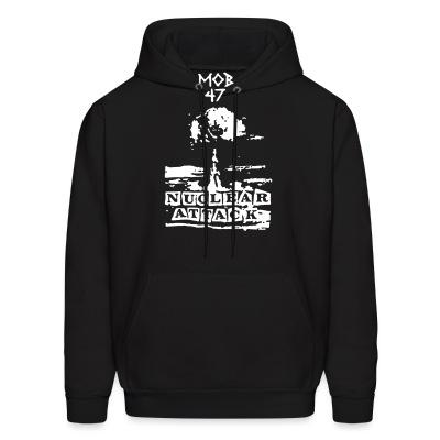 Sweat (Hoodie) Mob 47 - nuclear attack