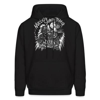 Sweat (Hoodie) Nuclear Death Terror - total nuclear annihilation
