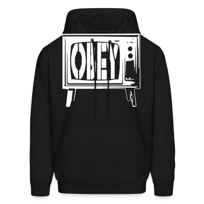 Sweat (Hoodie) Obey TV