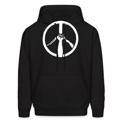 Sweat (Hoodie) Peace Anti-Violence