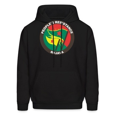 Sweat (Hoodie) People's resistance. Rojava