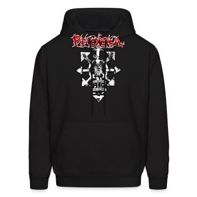 Sweat (Hoodie) Phobia - In grind we crust
