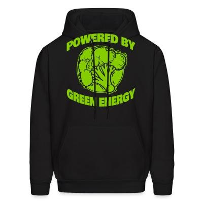 Powered by green energy