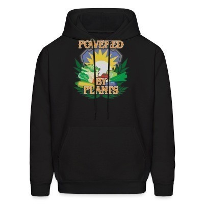 Sweat (Hoodie) Powered by plants