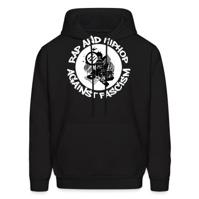 Sweat (Hoodie) Rap and HipHop against fascism