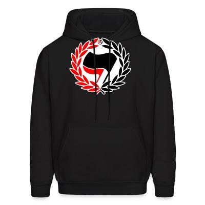 Sweat à capuche (Hoodie) Anti-Fasciste