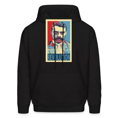 Sweat (Hoodie) Revolution (Emiliano Zapata)