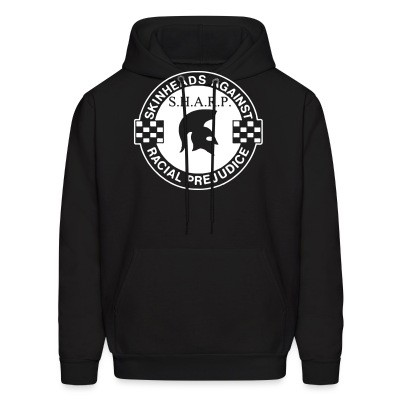 Sweat (Hoodie) S.H.A.R.P. Skinheads Against Racial Prejudice