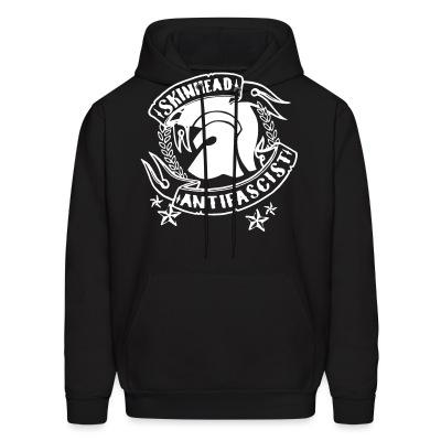 Sweat (Hoodie) Skinhead antifascist