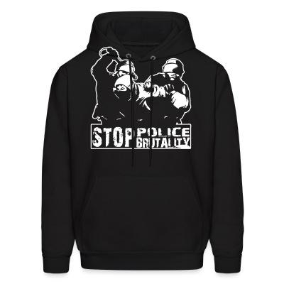 Sweat (Hoodie) Stop police brutality