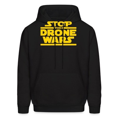 Sweat (Hoodie) Stop the drone wars