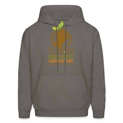 Sweat (Hoodie) Support organic agriculture