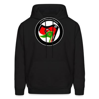 Sweat (Hoodie) Support worldwide resistance