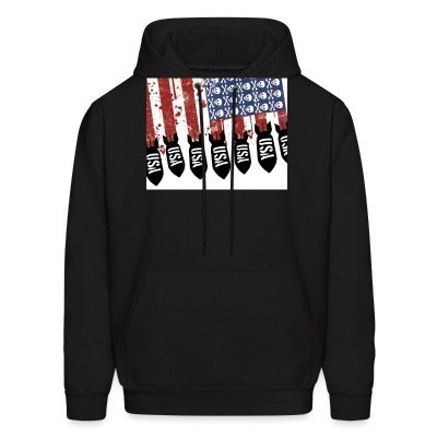 Sweat (Hoodie) USA imperialism