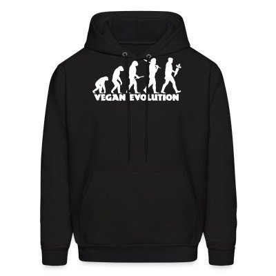Sweat (Hoodie) Vegan evolution