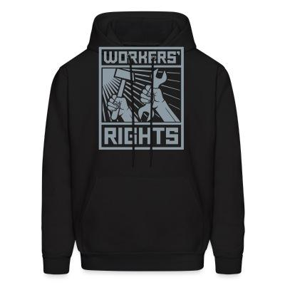 Sweat (Hoodie) Workers' rights