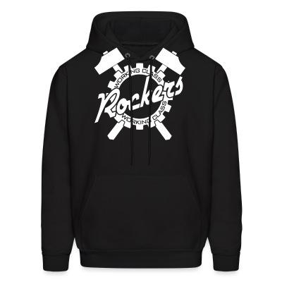 Sweat (Hoodie) Working class Rockers