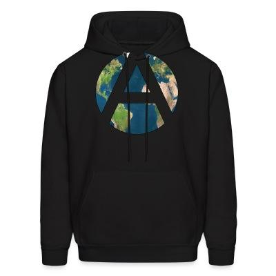 Sweat (Hoodie) Worldwide Anarchism