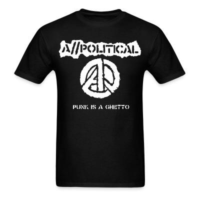 A//political - Punk is a ghetto