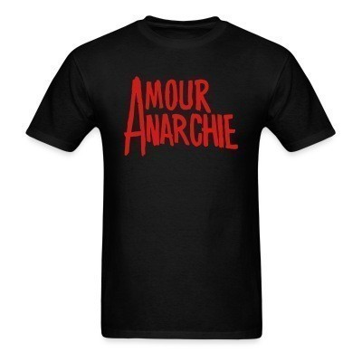 Amour Anarchie (Léo Ferré)