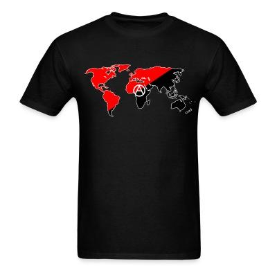 T-shirt Anarchism & internationalism