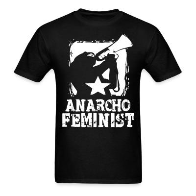 Anarcho feminist