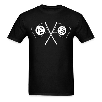 T-shirt Anarchy & Equality