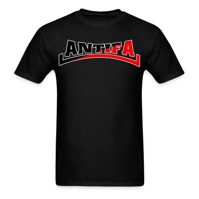 T-shirt Antifa