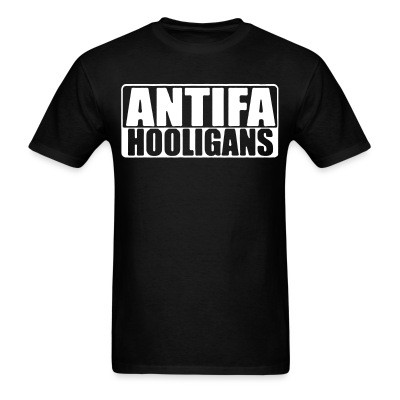 Antifa hooligans